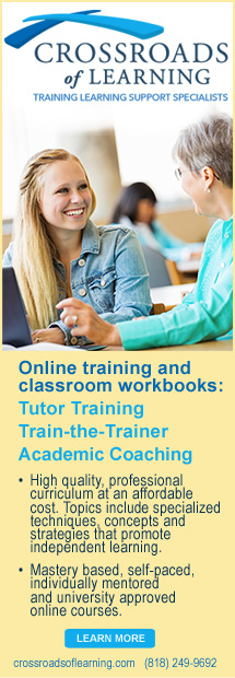 Tutoring Foundations Tutor Training